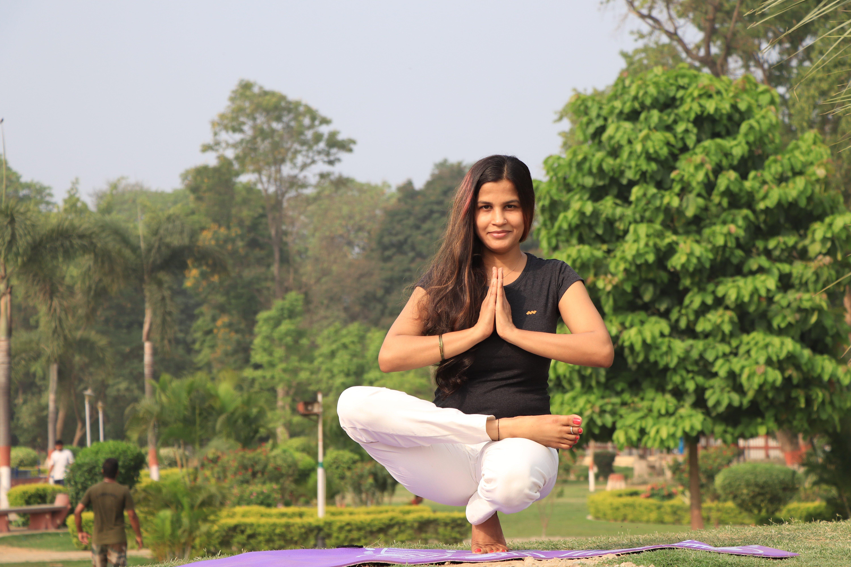 Shashi Singh - Yoga Teacher