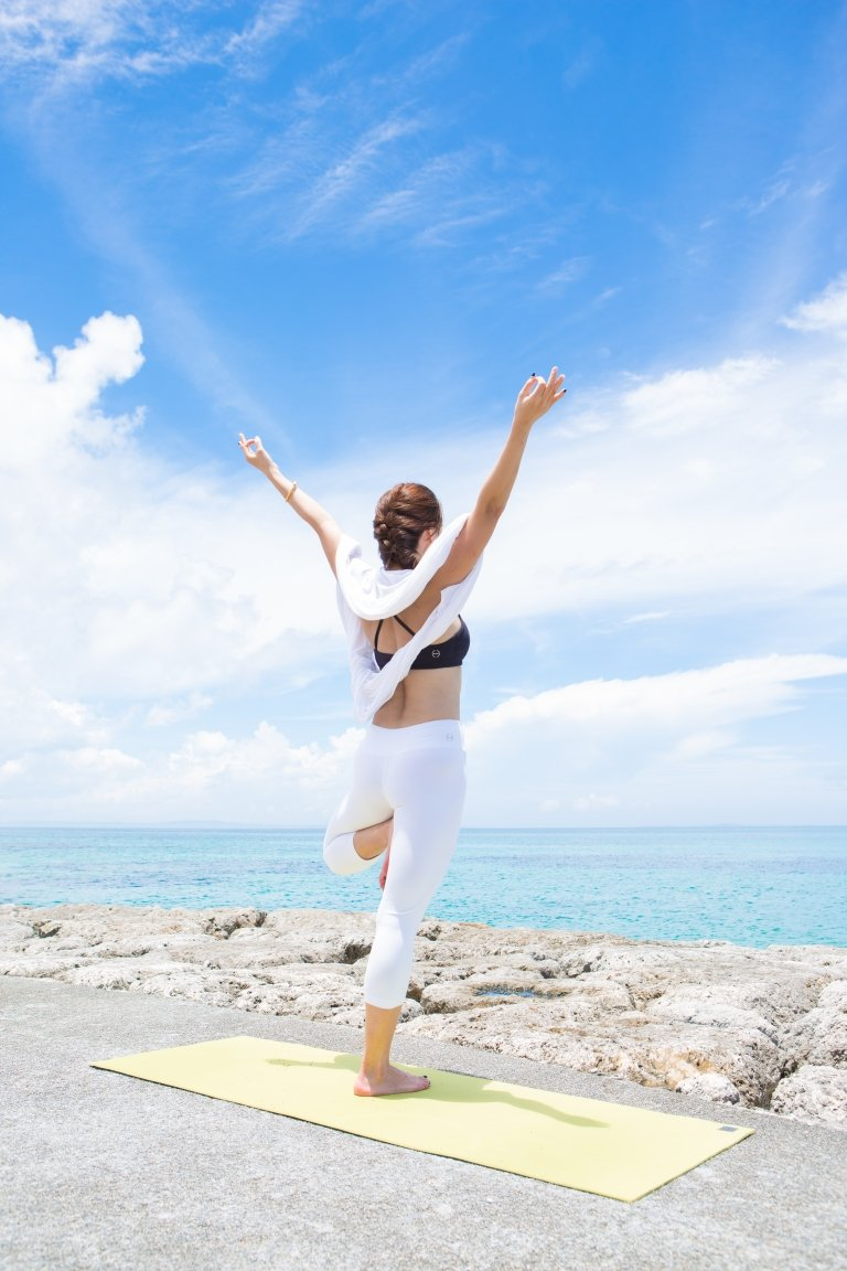 7 Yoga Poses for Getting Leaner and Healthier